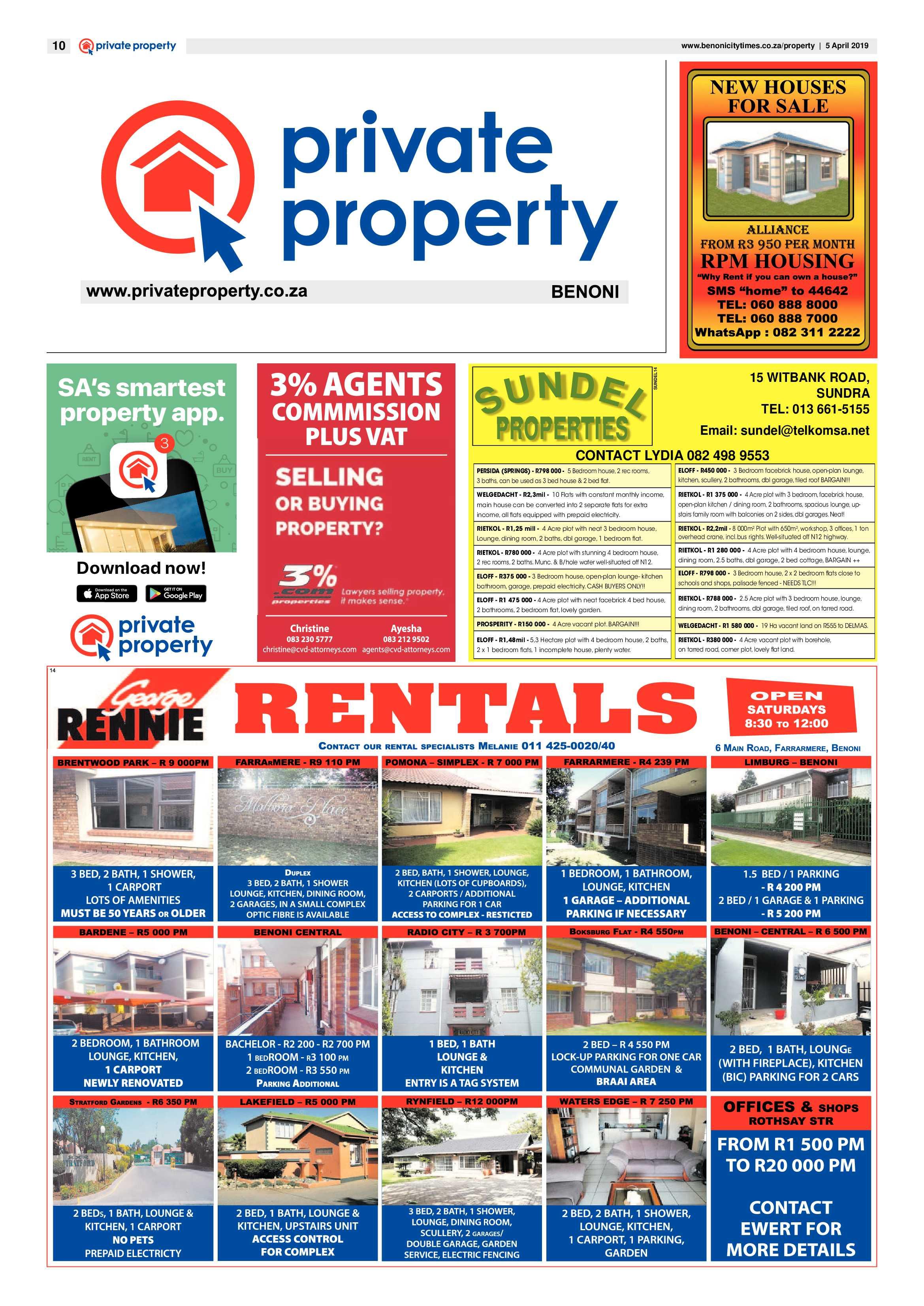 Benoni City Times 04 April 2019 | Benoni City Times