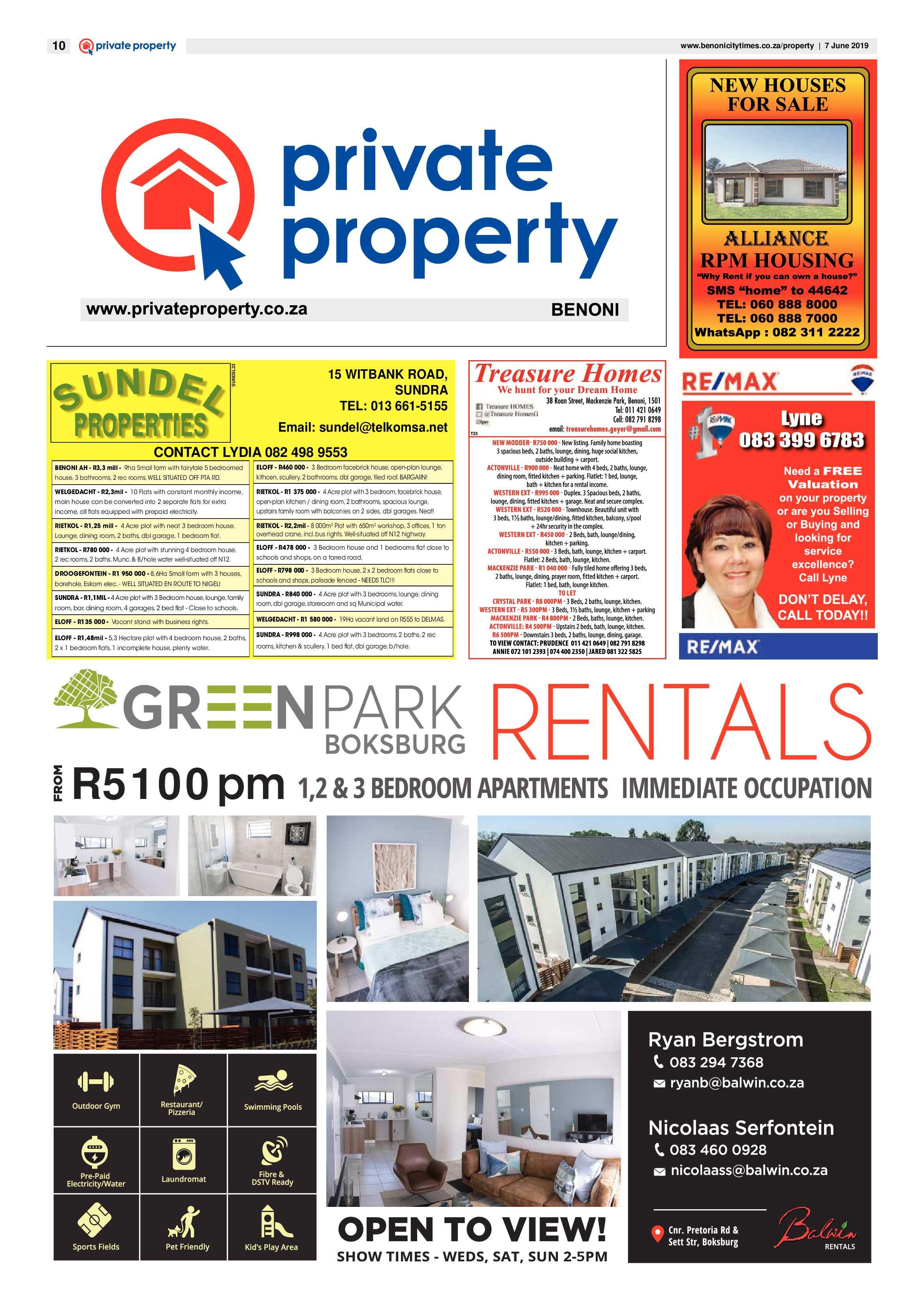 Benoni City Times 06 June 2019   Benoni City Times